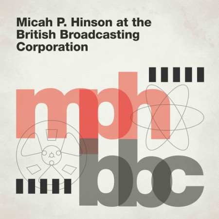 Micah P. Hinson at The British Broadcasting Corporation cover