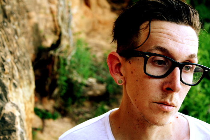 Micah P. Hinson - Credit Ashley Bryn Gregory Hinson