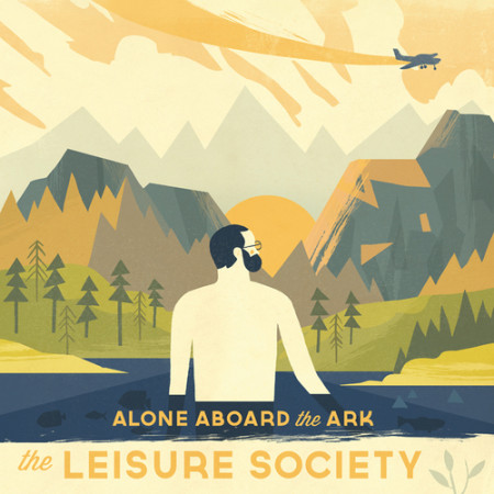 The Leisure Society - Alone Aboard The Ark (EP)